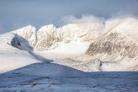 Snöhetta i Dovrefjell