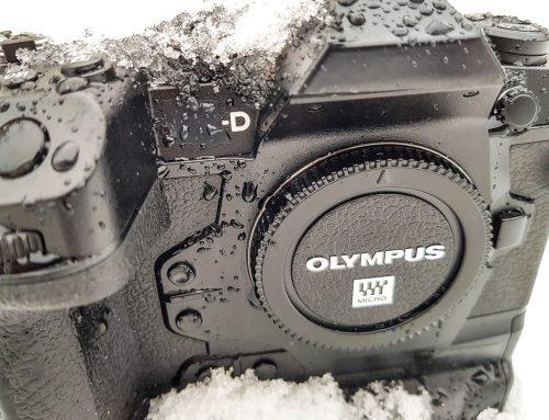 Jag har testat Olympus OMD-E-M1X!