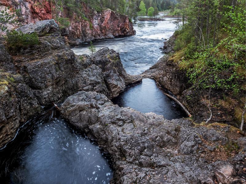 Forsmynning, Finland.