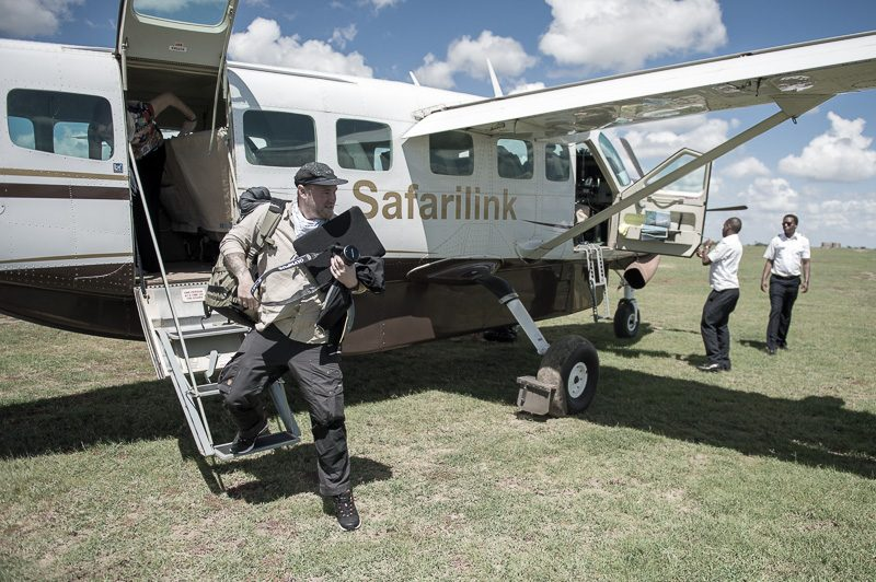 Inrikesflyg Kenya.