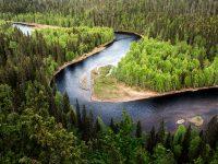 Kitanjoki. Finland.