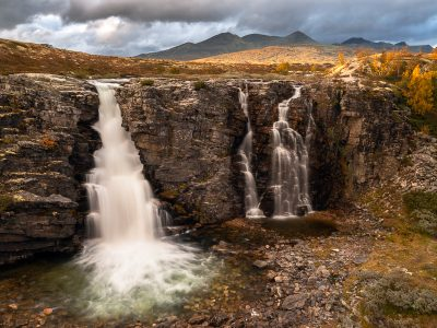 Vattenfall, Rondane nationalpark.