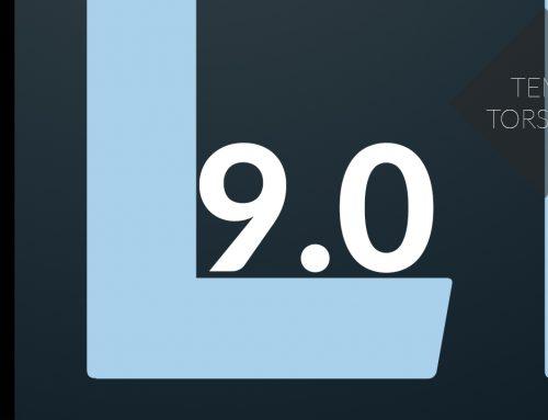 Vad är nytt i Lightroom Classic CC version 9.0?