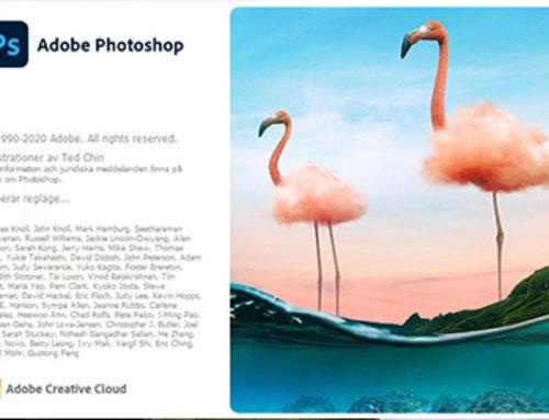 Lightroom & Photoshop 2021 – vad är nytt?